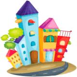 buildings colorings